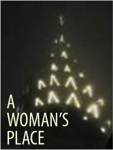 A woman's place film