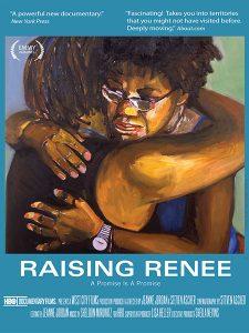 Raising Renee film - poster