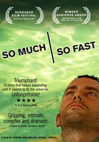 So Much So Fast film - Poster larger
